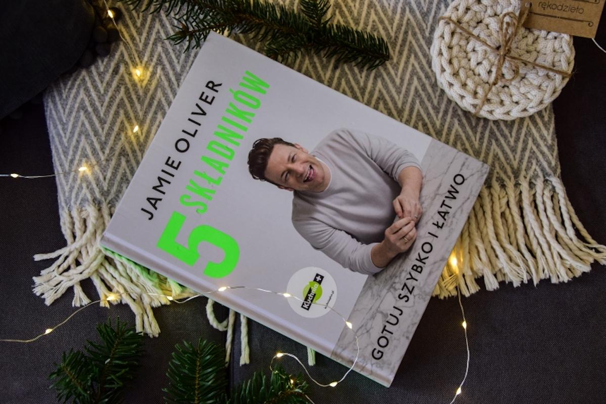 Dziękuję Było Pyszne Jamie Oliver 5 składników