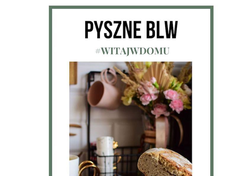 Dziękuję Było Pyszne e-book BLW