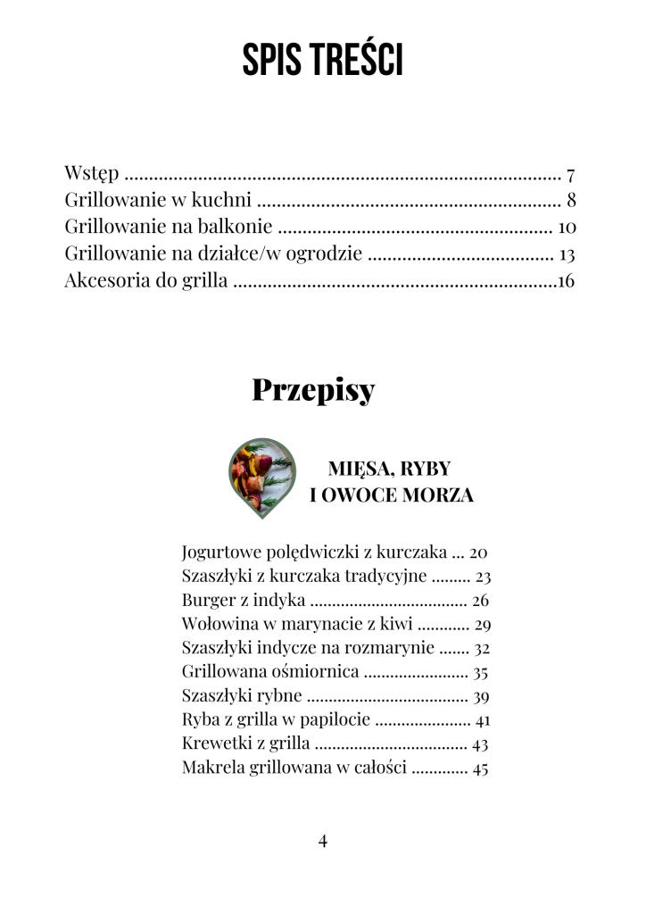Dziękuję Było Pyszne e-book