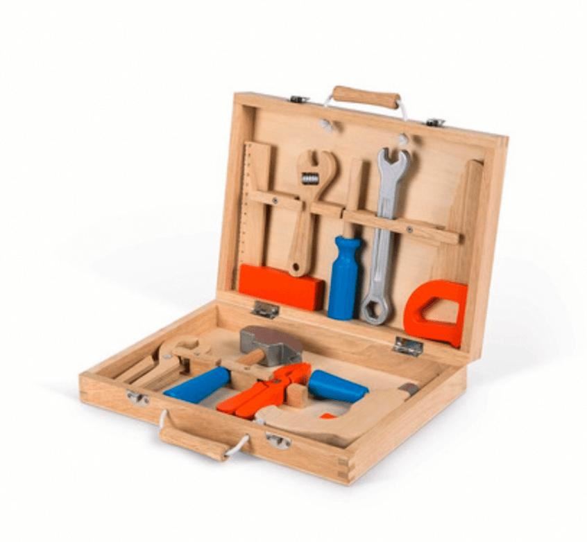 Brico Kids zestaw z narzędziami