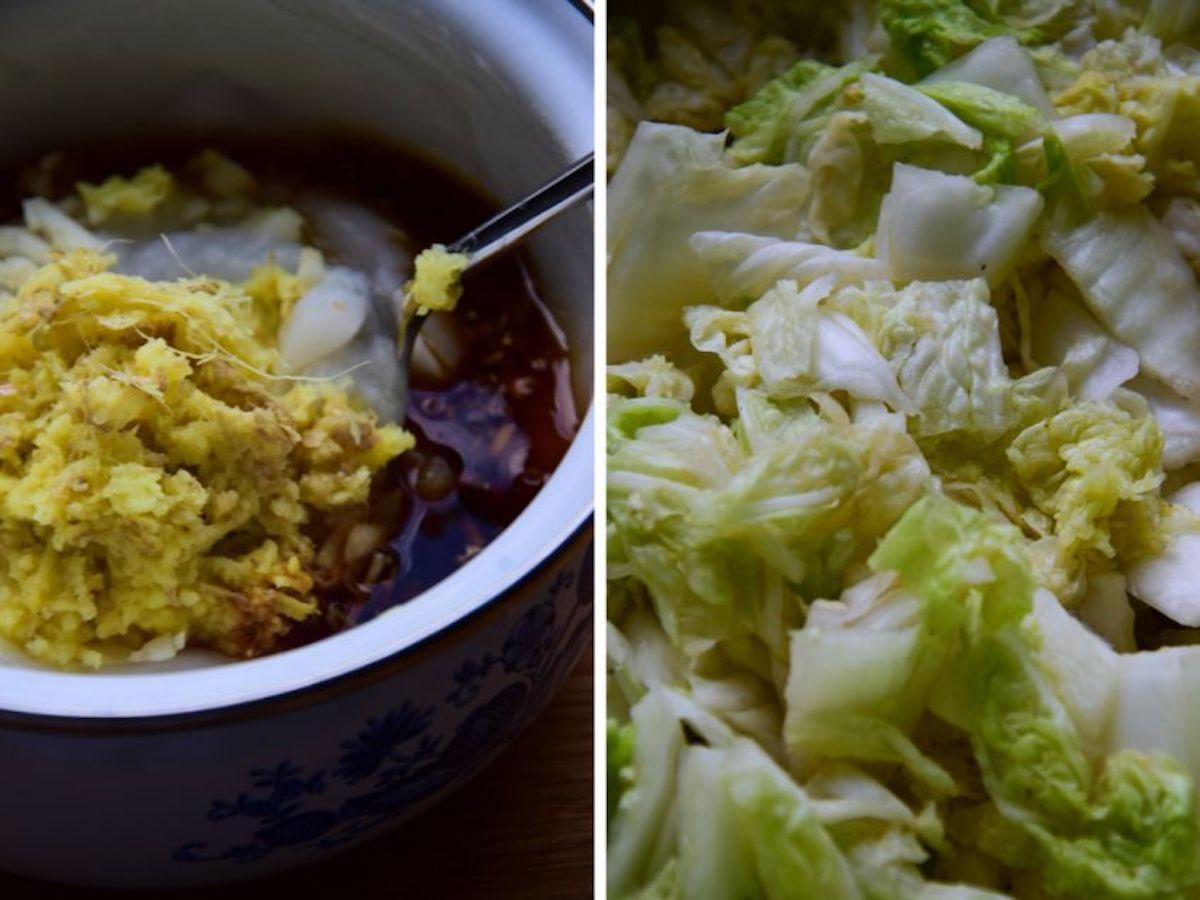 Dziękuję Było Pyszne Kimchi
