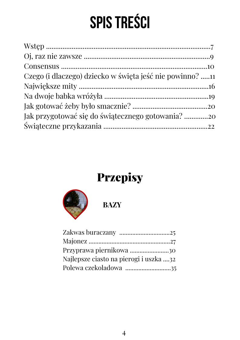 E-book Pyszne BLW Święta Bożego Narodzenia