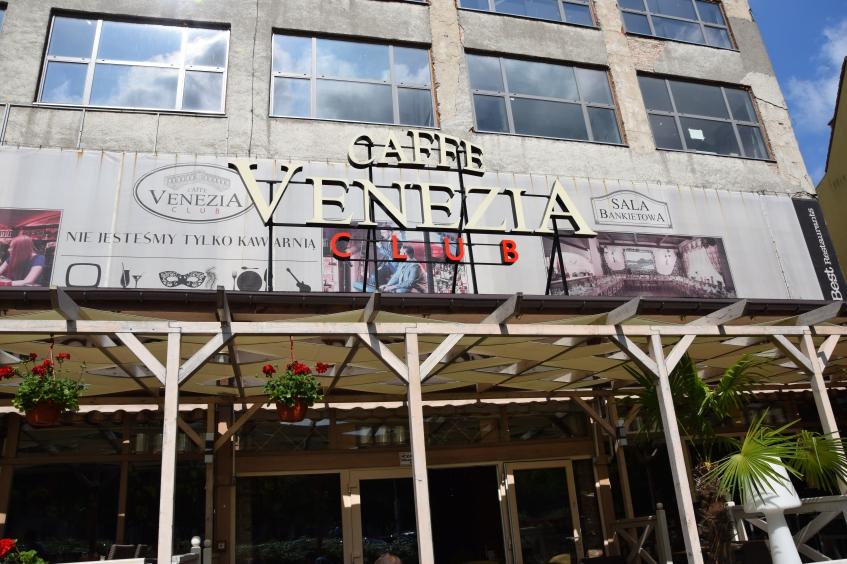 DziękujęByło Pyszne Szczecin Caffe Venezja