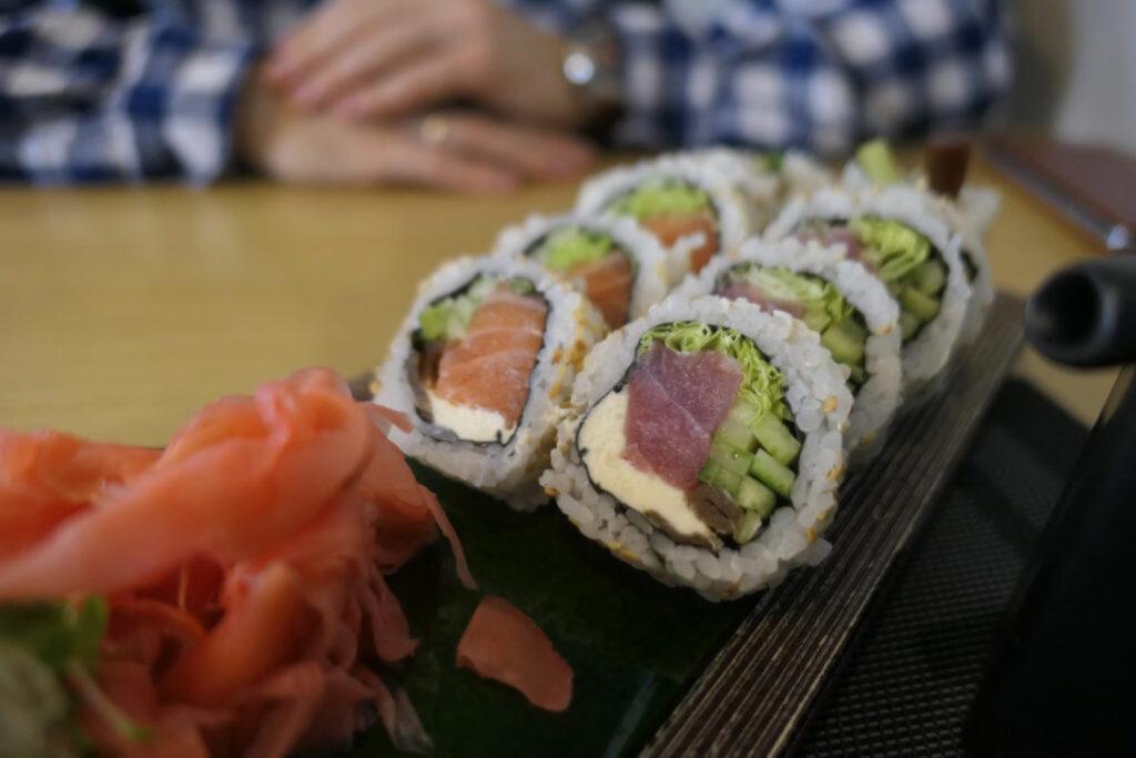 Dziękuję Było Pyszne Ato Sushi