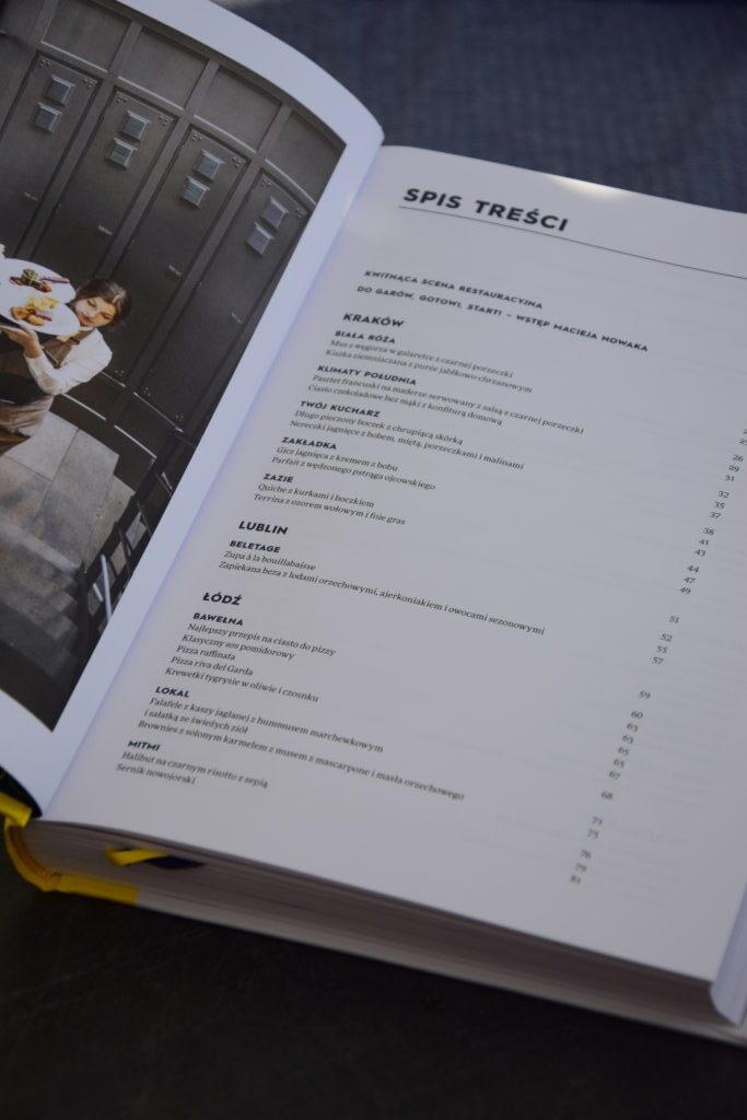 Najlepsze przepisy najlepszych restauracji
